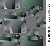 hand drawn  vector pattern... | Shutterstock .eps vector #1286403718