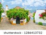 bidos  portugal   sep 5th 2018 ... | Shutterstock . vector #1286413732