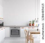 Scandinavian Kitchen Interior ...