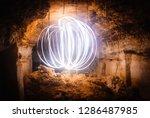 magic of odessa dungeons. old... | Shutterstock . vector #1286487985