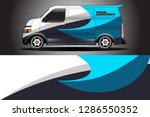 decal company for cars designs... | Shutterstock .eps vector #1286550352