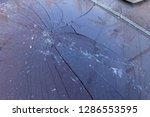 solar panel  alternative... | Shutterstock . vector #1286553595