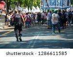 ciudad autonoma de buenos aires ... | Shutterstock . vector #1286611585