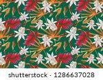 hi quality fashion design.... | Shutterstock . vector #1286637028