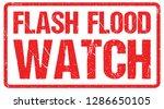 Flash Flood Watch  Warning Sig...