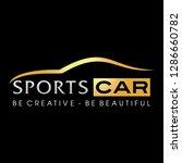 car showroom  car dealer logo... | Shutterstock .eps vector #1286660782