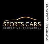 car showroom  car dealer logo... | Shutterstock .eps vector #1286660785