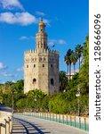 Golden Tower  Torre Del Oro ...