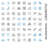 progress icons set. collection... | Shutterstock .eps vector #1286683762