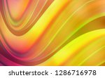 light red  yellow vector... | Shutterstock .eps vector #1286716978