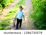 spring holiday. sunny weather.... | Shutterstock . vector #1286720578