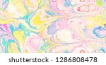 closeup of colorful abstract...   Shutterstock . vector #1286808478