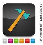 vector hammer symbol  hammer... | Shutterstock .eps vector #1286825758