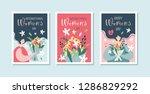 international women's day... | Shutterstock .eps vector #1286829292