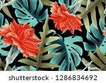 hi quality fashion design.... | Shutterstock . vector #1286834692