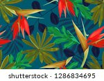 hi quality fashion design.... | Shutterstock . vector #1286834695