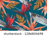 hi quality fashion design.... | Shutterstock . vector #1286834698