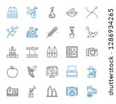 logo icons set. collection of... | Shutterstock .eps vector #1286934265
