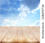 Background With Wooden Planks