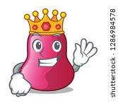 king sponge makeuop on the a...   Shutterstock .eps vector #1286984578