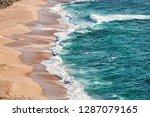 praia sao juliao beach at... | Shutterstock . vector #1287079165