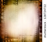 Film Negatives Frame  Copy Space