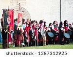 spilimbergo. pordenone district.... | Shutterstock . vector #1287312925