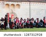 spilimbergo. pordenone district.... | Shutterstock . vector #1287312928