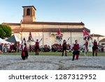 spilimbergo. pordenone district.... | Shutterstock . vector #1287312952