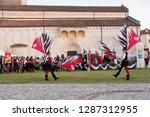 spilimbergo. pordenone district.... | Shutterstock . vector #1287312955