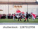 spilimbergo. pordenone district.... | Shutterstock . vector #1287312958