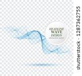 abstract vector background ... | Shutterstock .eps vector #1287362755
