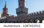 kreuzberg east side  yellow... | Shutterstock . vector #1287422512