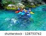 Soca River  Slovenia   July 8 ...