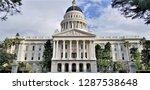 sacramento downtown capitol   Shutterstock . vector #1287538648