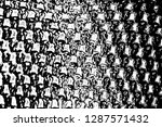 abstract background. monochrome ... | Shutterstock . vector #1287571432