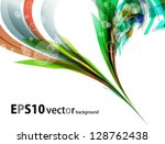 abstract background   Shutterstock .eps vector #128762438