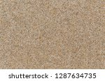 closeup of sand pattern of a... | Shutterstock . vector #1287634735