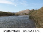 The Rio Grande River Forming...