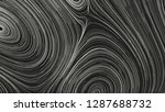 smooth curles from white... | Shutterstock . vector #1287688732