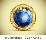 exclusive buttons for sites... | Shutterstock .eps vector #128772452