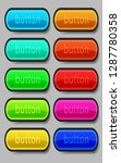 a new set of button icons | Shutterstock . vector #1287780358