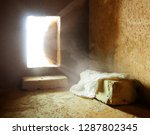 Empty Tomb  Details Of Jesus...