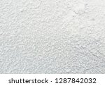 the texture of the ice. the... | Shutterstock . vector #1287842032