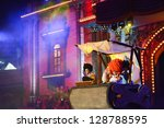 las palmas  spain  february 15  ... | Shutterstock . vector #128788595