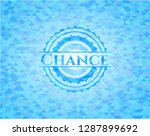 chance realistic sky blue... | Shutterstock .eps vector #1287899692