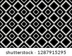 black and white geometric... | Shutterstock .eps vector #1287915295