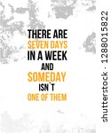 there are seven days in a week... | Shutterstock .eps vector #1288015822