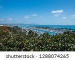 view of beautiful marina from... | Shutterstock . vector #1288074265