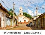 trinidad  cuba   november 21 ...   Shutterstock . vector #1288082458